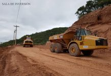 eurofinsa construye carretera en bolivia