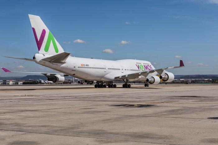 Wamos Air y sus viajes al Caribe